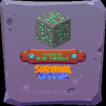 Survival Custom - Emerald